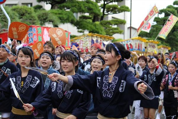 2016年ボシタ祭り誠友會本祭写真画像