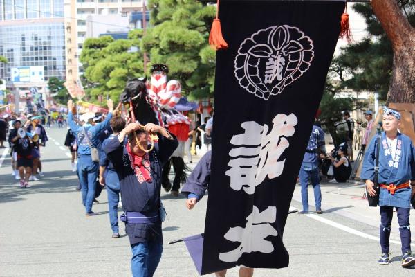 2016年奉納順18番誠友會