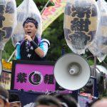 2016年ボシタ祭り熊本学園大学付属中学高等学校同窓会紫紺会本祭写真画像