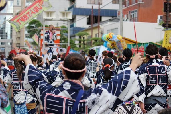 2016年ボシタ祭り随兵肥後一會本祭写真画像