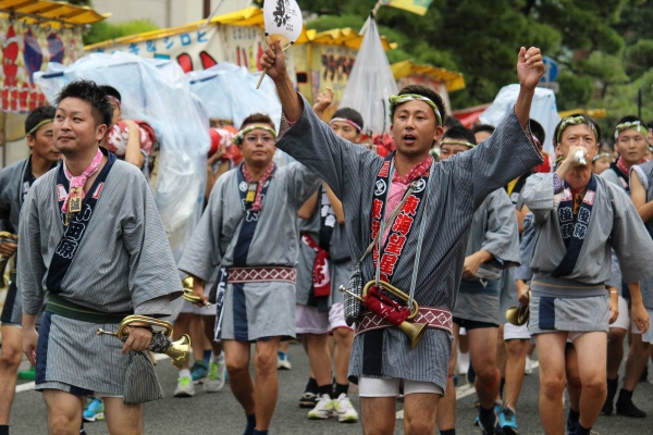 2016年ボシタ祭り東海望星会本祭写真画像