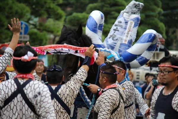 2016年ボシタ祭り九州電力グループ翔青會本祭写真画像