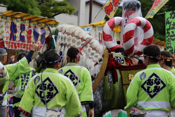2016年ボシタ祭りなみあし會本祭写真画像