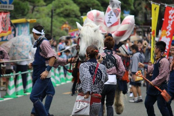 2016年ボシタ祭り清水同志会本祭写真画像
