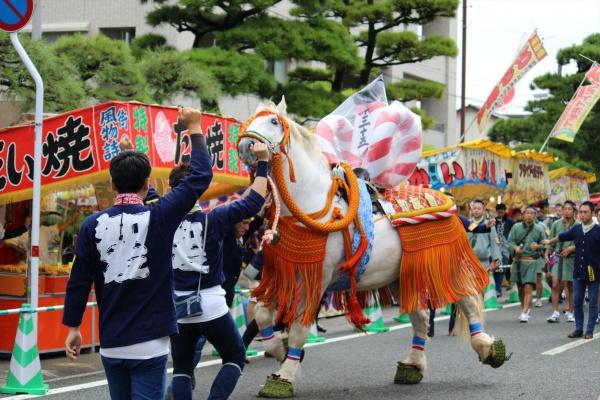 2016年ボシタ祭り宮村牧場知友會本祭写真画像