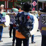 2016年ボシタ祭り若藤會飾卸写真画像