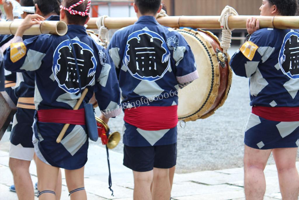 2016年ボシタ祭り肥後靑嵐會飾卸写真画像