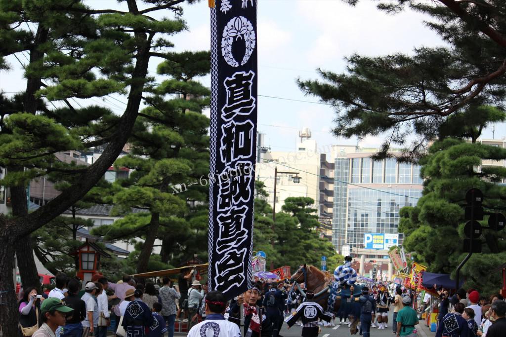 2016年ボシタ祭り真和誠真会飾卸写真画像