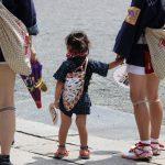 2016年ボシタ祭り熊本学園大学付属中学高等学校同窓会 紫紺会飾卸写真画像
