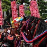 2016年ボシタ祭り肥後飾馬愛好会飾卸写真画像