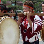 2016年ボシタ祭り青連馬道會飾卸写真画像