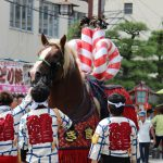2016年ボシタ祭り健軍みゆき友好会飾卸写真画像