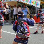 2016年ボシタ祭り第二高校竜胆会飾卸写真画像